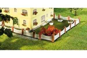 Faller-180429-HO-1-87-Cloture-de-jardinet-385-mm
