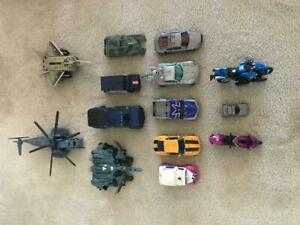 Transformers-Collection-2007-2013-Lot-of-14-Nice