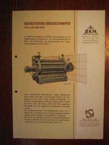 PUMPEN-EKM-Mehrstufige-Kreiselpumpen-Typ-K-AKN-AVKN-Prospekt-1955