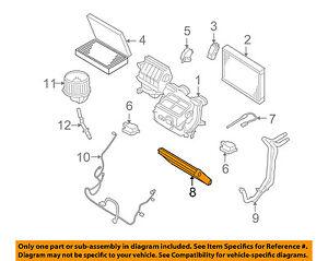 Surprising Land Rover Oem 05 09 Lr3 Hvac Heater Core Lr017030 Ebay Wiring Database Obenzyuccorg