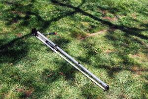 """Vintage Regent tripod Mod 63 all metal for camera or camcorder 60"""""""