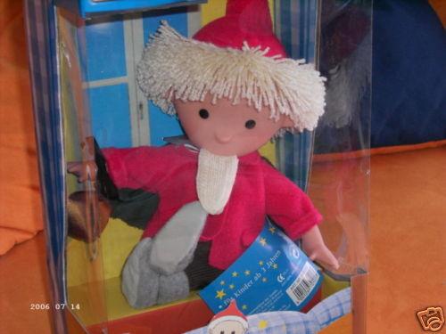 unser Sandmännchen 39cm groß ** Geschenkkarton GÖTZ SANDMANN Nostalgie total süß