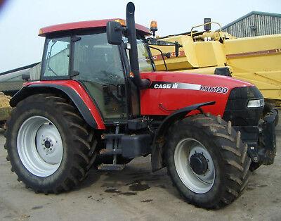 Case IH MXM Series Tractors 120 130 140 155 175 190 ...