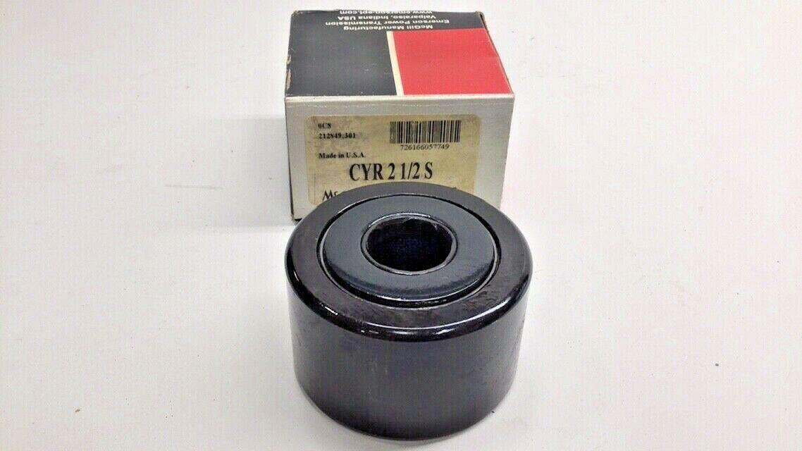 McGill Cam Yoke Roller Bearing CYR-2 Precision Bearing NOS NEW-no box