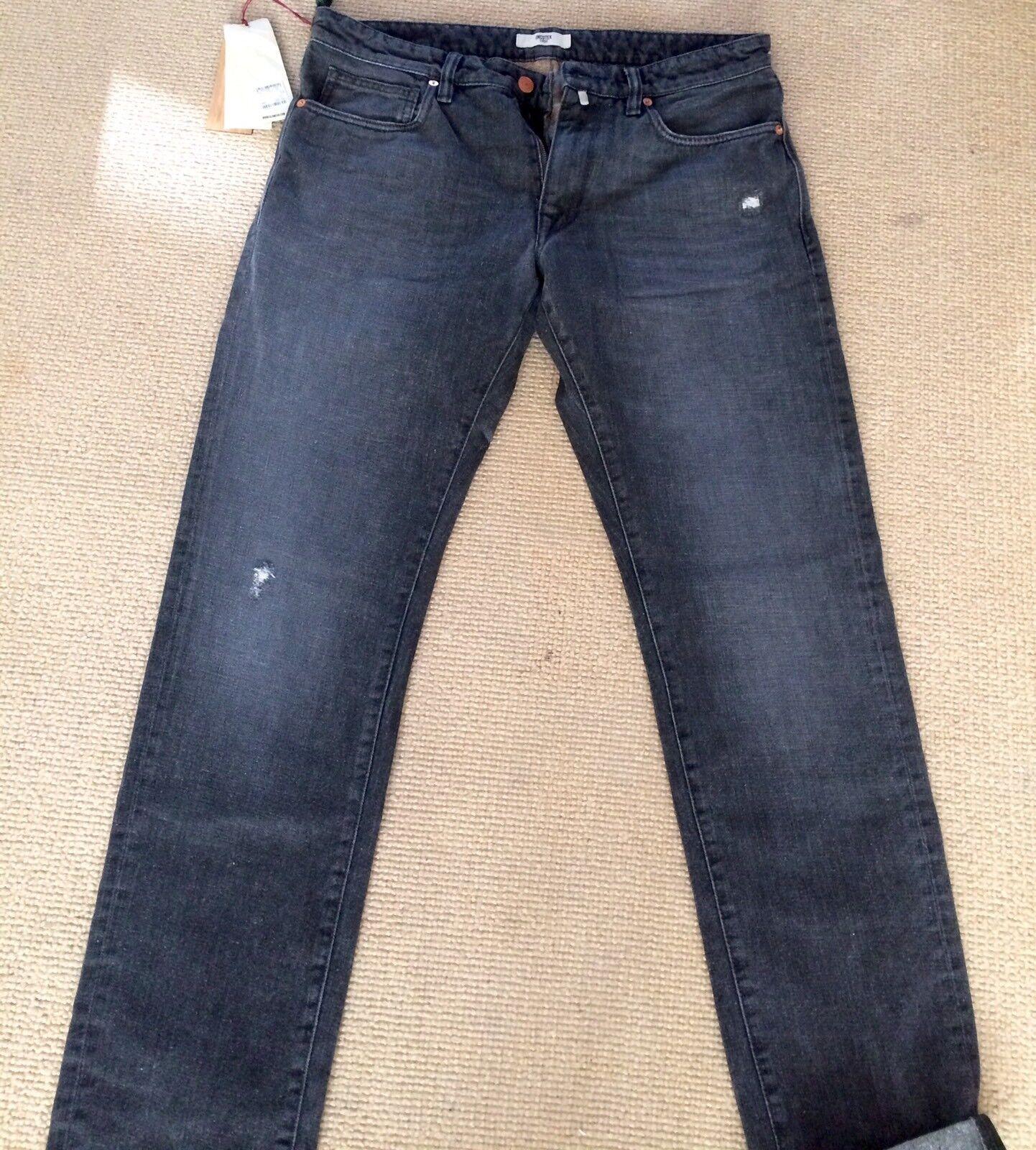 Incotex Cinque Jeans Jet Slim W30 BNWT, RRP.