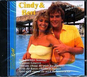 Cindy-amp-Bert-Ihre-grossen-Erfolge-18-tracks-CD