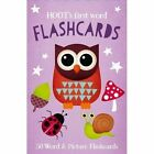 Hoot's First Word Flash Cards by Fourth Wall Publishing (Paperback, 2017)