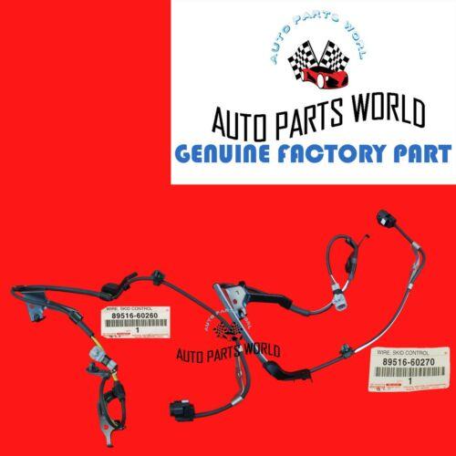 GENUINE TOYOTA 4RUNNER FJ GX460 FRONT RIGHT /& LEFT ABS SKID CONTROL SENSOR SET