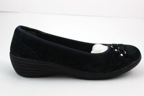 Skechers Tout Femmes Bisou Happy Noir Moment Nouveau Extensible 49880 AwqPC