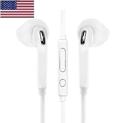 Earphone Earbud Headset Headphone with Mic for iPhone 6 Plus 5s 4s