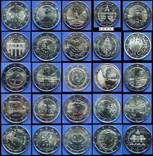 29 x 2 Euro Gedenkmünzen Jahr 2016 ALLE LäNDER Komplett-Set Alle Verschieden UNC