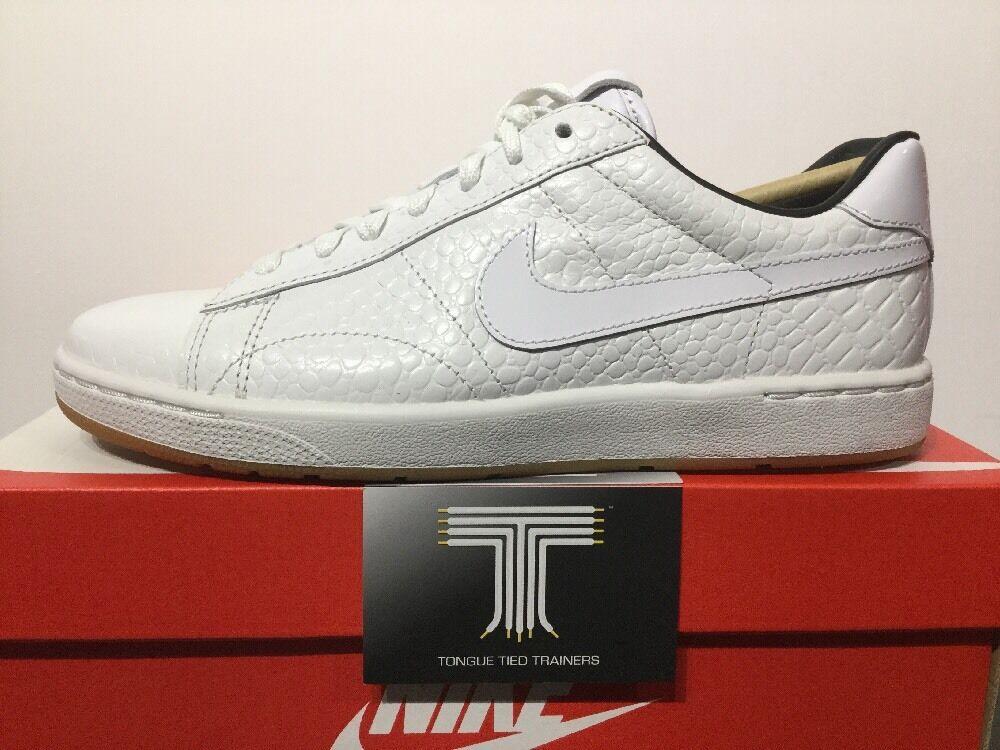 Nike Tennis QS Classic Ultra Premium QS Tennis ~ 724977 100 ~ UK Size 5 482627