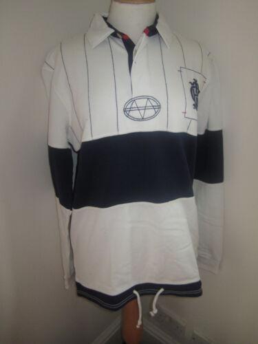 Joules Clyde Rugby Polo shirt taglia S M Prezzo Consigliato £ 69.95 GRATIS UK P /& P
