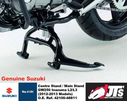 GENUINE SUZUKI CENTRE STAND MAIN STAND KIT GW250 Inazuma 250 12-13