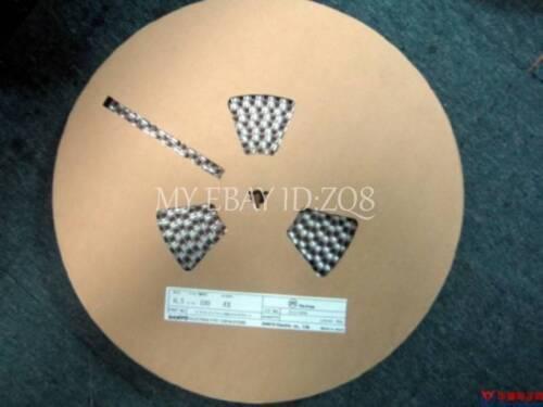 20PCS 220uF 50V 220MFD 50Volt SMD Electrolytic Capacitor 10mm×10mm