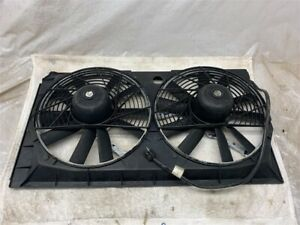 MERCEDES-BENZ-SL-R129-1989-2002-ENGINE-COOLING-FANS-MOTORS-COWLING