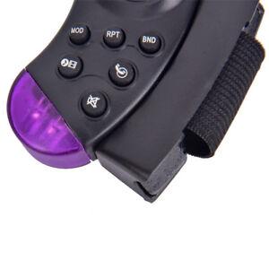 Universal-Steering-Wheel-IR-Remote-Control-Fr-GPS-Car-CD-DVD-TV-MP3-Player-NT