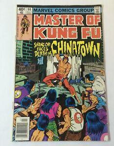1980-Marvel-Comics-MASTER-OF-KUNG-FU-90-Mark-Jewelers-variant
