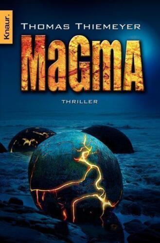 1 von 1 - Magma von Thomas Thiemeyer (2008, Taschenbuch)
