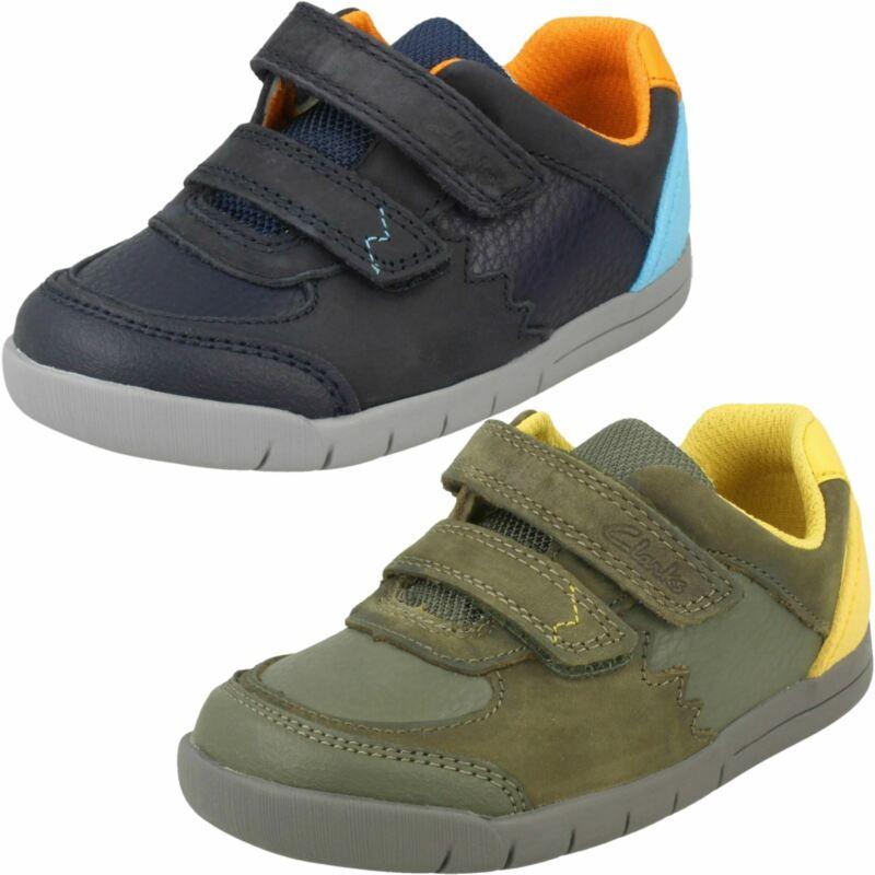 Aktiv 'boys Clarks' Casual Shoes - Rex Quest T