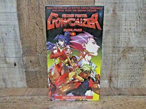 Voltage Fighter Gowcaizer Round 1 Movie Vhs 1997 Anime Ebay