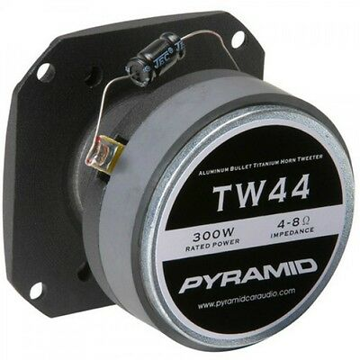 TW XPL XTW3201 TWEETER A TROMBA IN ALLUMINIO SPL 300 WATT  114dB COND CIARE