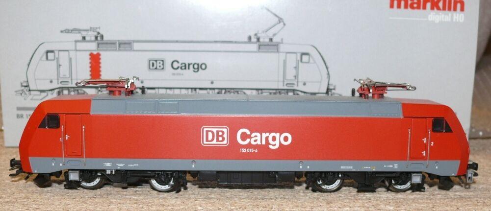 S56   39350 e Lok BR 152 015-4 DB Cargo DIGITAL