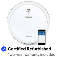 ECOVACS DEEBOT N79W The Multi-Surface Robotic Vacuum Cleaner - White