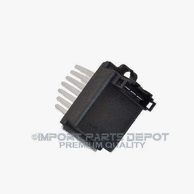 Audi AC Heater Blower Regulator Resistor A6 A6 Quattro Allroad Quattro 4B0521