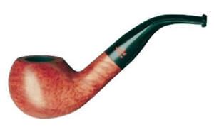 PIPA TABACCO PIPA legno SMOKING PIPE ADVENTURE PIPA rosse-marroni shagpfeife