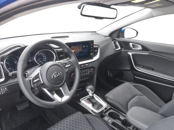 Kia Ceed 1,6 PHEV Prestige SW DCT billede 9