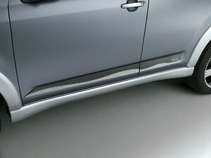 Seitenleisten Dekor für Daihatsu Terios J2 neu