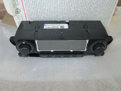 Nuevo Seat Ibiza Cordoba aire con panel de control de visualización 6L0820043B4X4 6L0820043E4Z4