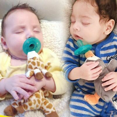 Cute Baby Pacifier Plush Toy wubbanub Kids Boys Girls ...