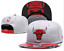 New-Hip-Hop-Men-039-s-Fiited-Baseball-Cap-Snapback-Caps-Unisex-Flat-Bill-bull-Hat-US thumbnail 7