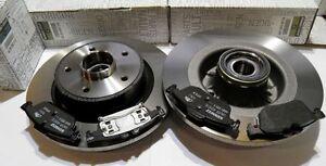 disques plaquettes de frein arri re renault laguna ii d 39 origine 8200655249 ebay. Black Bedroom Furniture Sets. Home Design Ideas