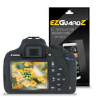 3X EZguardz LCD Screen Protector Skin HD 3X For Canon EOS 1200D (Ultra Clear)