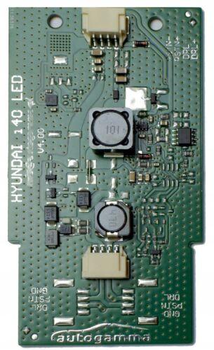 LED Controller Driver Hyundai i40 LED DRL Lamp repair AUTO GAMMA Model II