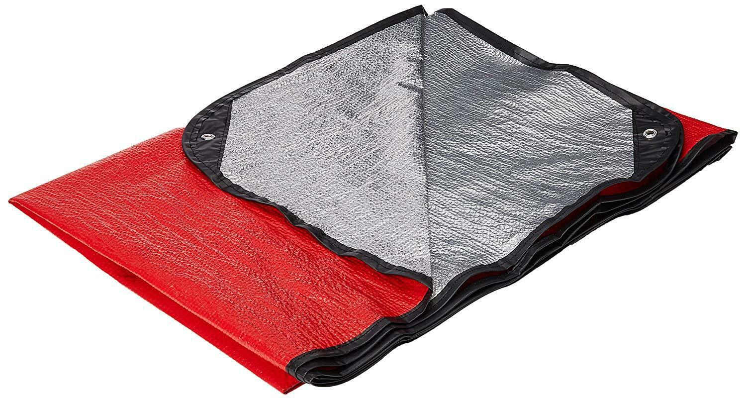 Grabber Red All Weather Space Blanket