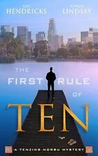 The First Rule of Ten: A Tenzing Norbu Mystery Tenzing Norbu Mysteries