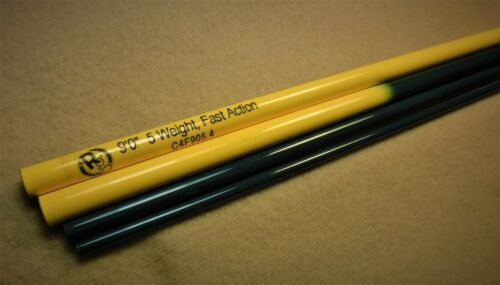"""Couleur personnalisée 8/' 0/"""" 5 poids Fly Rod construit par Coastal Creek Outfitters"""