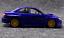 Welly-1-24-Subaru-Impreza-WRX-STI-Diecast-Model-Racing-Car-Blue-NEW-IN-BOX-Toy thumbnail 4