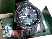 Casio Pro Trek Prw6100y-1 Triple Sensor Ver.3 Multiband 6 Japan 100m Men s 116ab55bb8