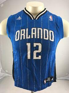 Adidas NBA Orlando Magic  12 Dwight Howard Basketball Jersey Size M ... cbe5d92a1