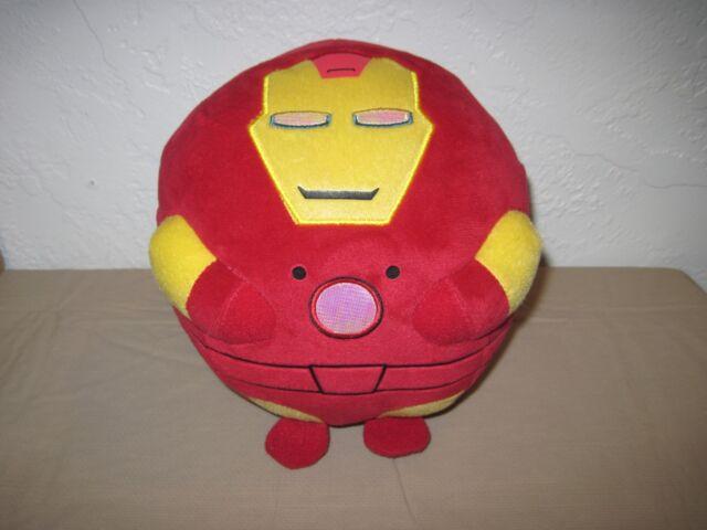 "Ty Beanie Ballz Iron Man 5/"" inch New"