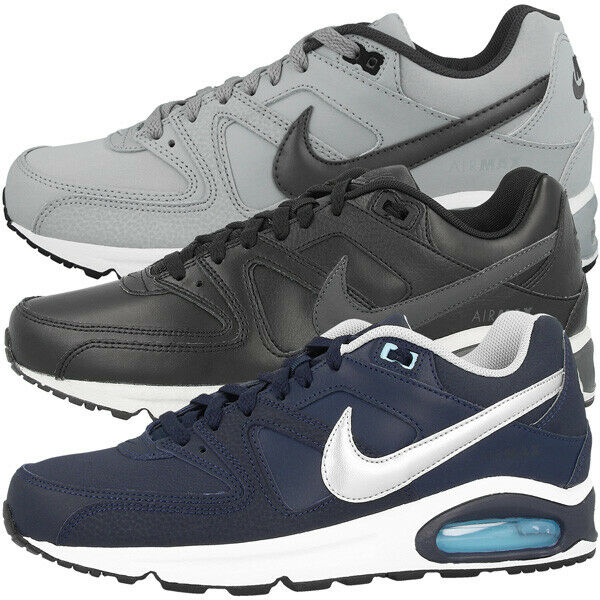 Nike Air Max Command Leather shoes Mens Casual Sneakers Trainers 749760