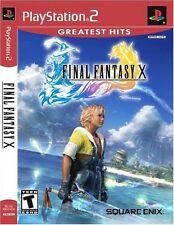 Final Fantasy X PlayStation2