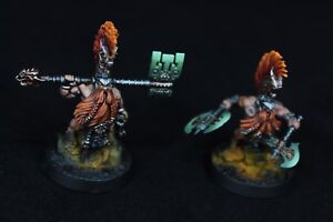 Warhammer-Underworlds-Shadespire-The-Chosen-Axes-Pro-Elite-Painted