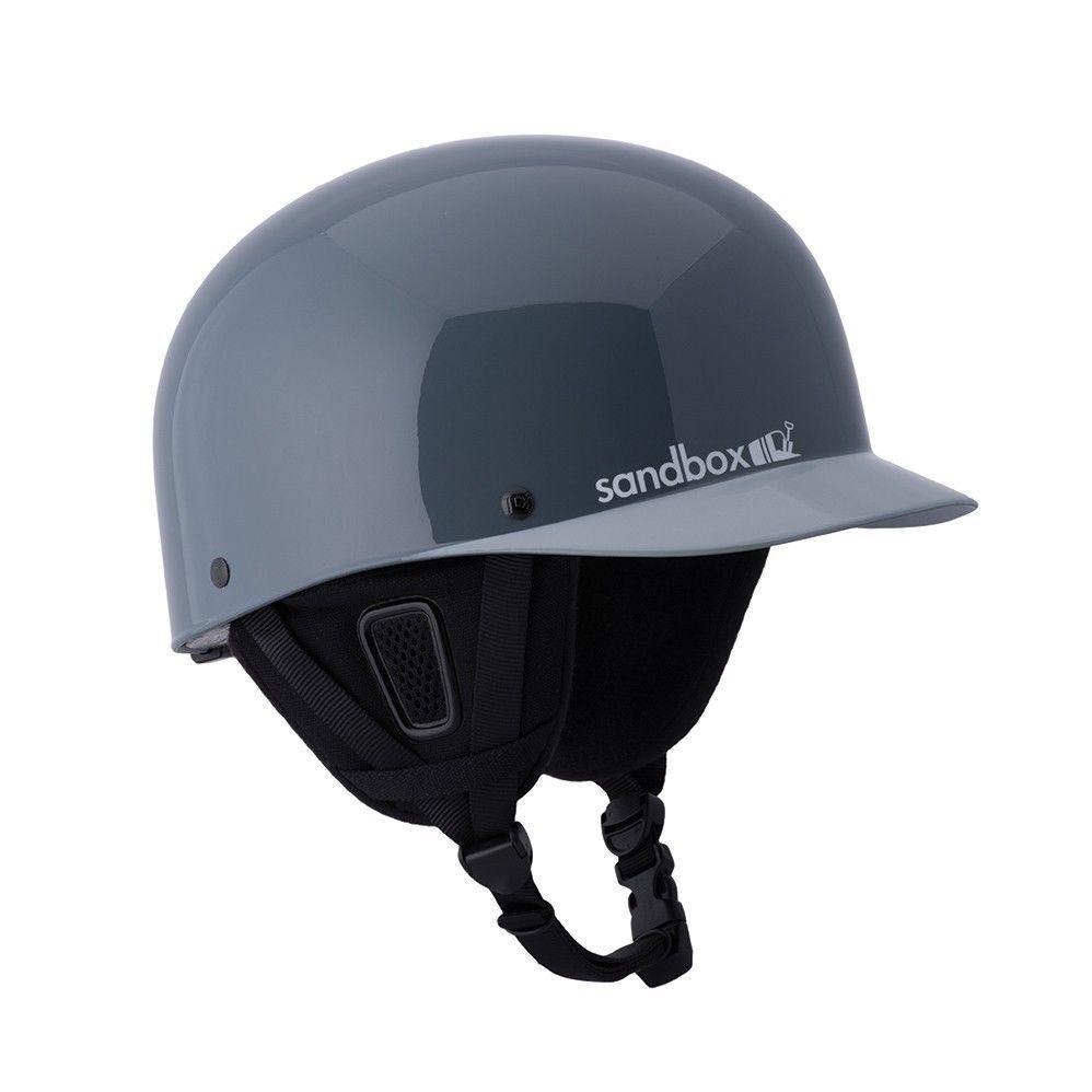 Sandbox Classic Snow EPS Grey Team Size  Kids Junior Helmet  cheapest