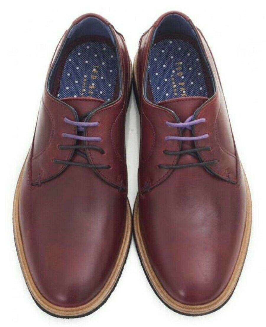 TED BAKER ALBACO Uomo SHOES  SIZE  SHOES  10 64c9fb